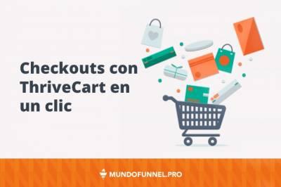 ⇨ Checkouts de ThriveCart que convierten [EJEMPLOS] - Mundo Funnel