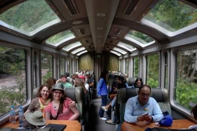 Visita Machu Picchu En 1 Solo Dia Por Tren