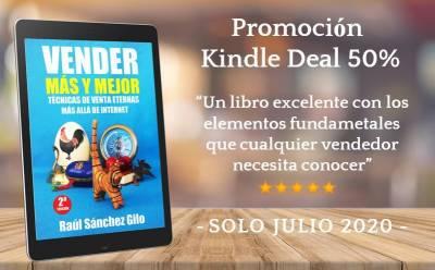 ¡Atención! Promoción Kindle de Amazon