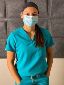 Carolina Mestas: CrossFit, fisioterapia y trabajar en un hospital estadounidense en tiempos de Covid-19