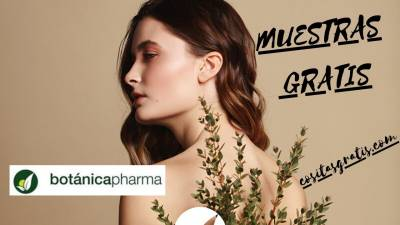 ▷▷ Botánica Pharma Regala Muestras Gratuitas