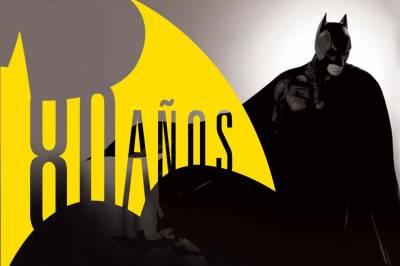 Yo Soy Batman cumple 81 años - Historietamania. com