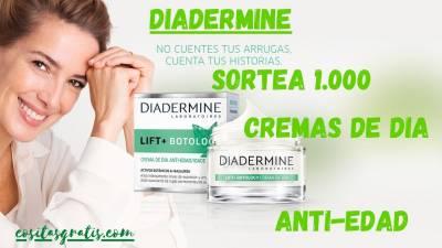 ▷▷ Diadermine sortea 1.000 cremas de día Lift + Bitology