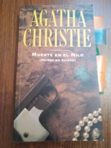 Muerte en el Nilo, de Agatha Christie