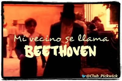 Letras Prestadas: Mi vecino se llama Beethoven
