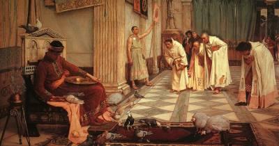 'Enchufismo' y 'Clientelismo' en la Antigua Roma