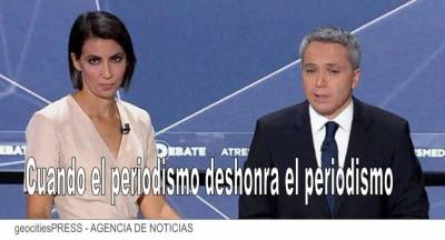 Ana Pastor defiende con tijera de inmunidad a Vicente Vallés y su exabrupto sobre las cloacas del estado