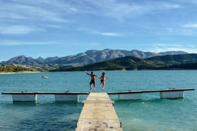 Las 10 mejores piscinas naturales en España - España viajar con niños