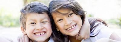 El cuidado de la salud dental infantil