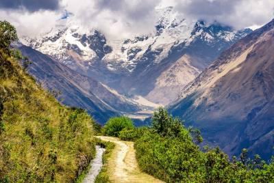 SALKANTAY TREK a MACHU PICCHU considerado como una de las 25 mejores rutas de trekking del mundo