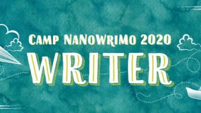 Camp Nano 2020 Días 1-10