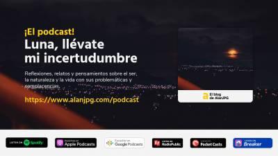 ¡Escucha el nuevo podcast! Ep. 3