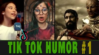 El Mejor Humor en Tik Tok #1