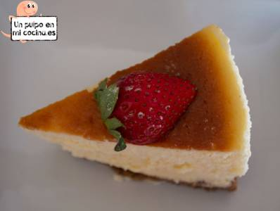 New York cheesecake, la tarta de moda