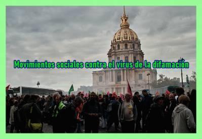 Movimientos Sociales Contra El Virus De La Difamación