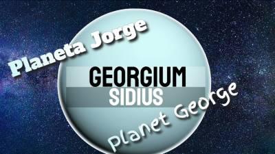 Un planeta llamado Jorge