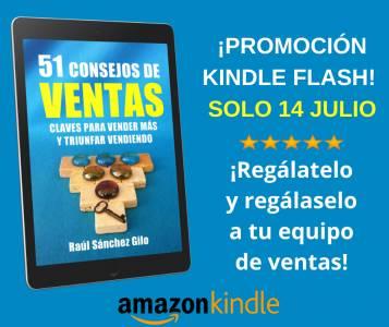 Promoción Kindle Flash - Solo 14 de Julio