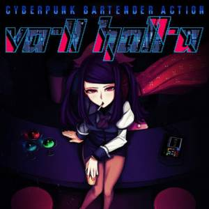 Indie Review: VA-11 Hall-A: Cyberpunk Bartender Action
