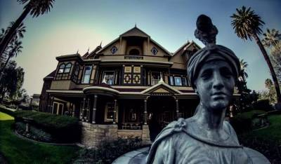 Mansión Winchester la casa maldita