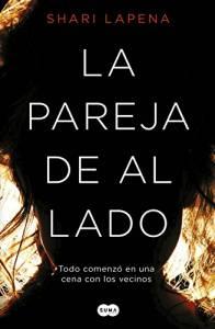Reseña: La pareja de al lado de Shari Lapena