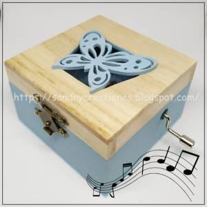 Cómo hacer tu própia Caja Musical