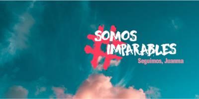 Libro solidario: #SomosImparables #SeguimosJuanma (Juanma Díaz)