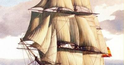 El Blog de Ramón Martín: Trafalgar – Navío Montañés – MARINA ESPAÑOLA