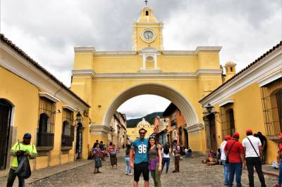 Que ver en Antigua (Guatemala)