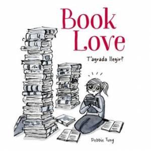 Reseña: Book Love de Debbie Tung