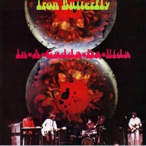 """Iron Butterfly. """"In-A-Gadda-Da-Vida"""""""