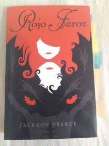 Rojo Feroz, de Jackson Pearce