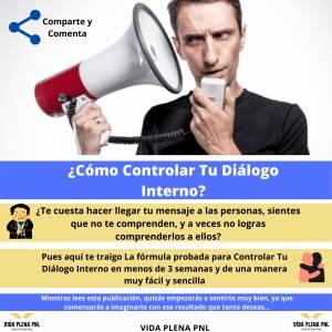 ¿Cómo Controlar tu Diálogo Interno?