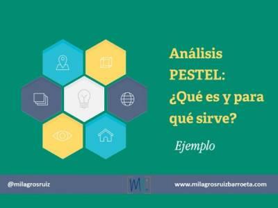 Análisis PESTEL: ¿Qué es y para qué sirve? Ejemplo - Milagros Ruiz Barroeta