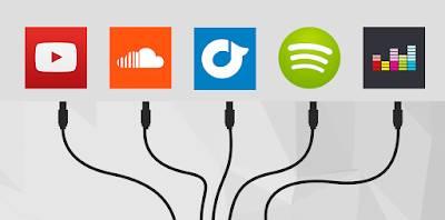 Plataformas Música Internet