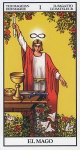 Significado de los Arcanos Mayores en el Tarot