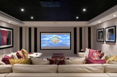 Tu sala de cine en casa!