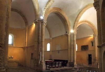 La energía en la iglesia de la Vera Cruz (segunda parte)