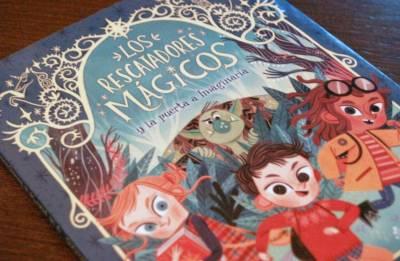 Los rescatadores mágicos y la puerta a Imaginaria