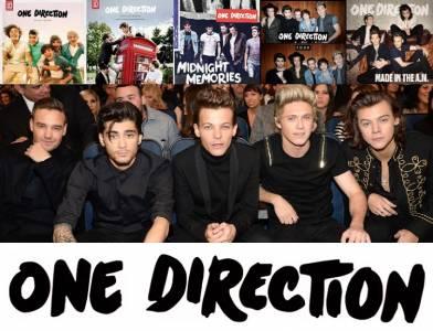 Top 10: grandes éxitos de One Direction