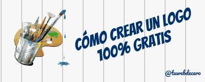 Cómo crear un Logo gratis Online 100 % Gratis en minutos