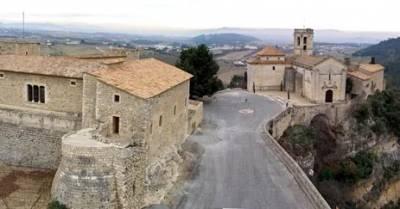 .: Castillo De Sant Martí Sarroca – Castillos De Catalunya