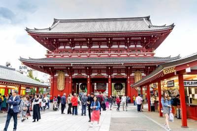 Asakusa, el barrio más tradicional de Tokyo