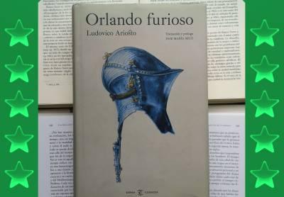 RESEÑA: «Orlando furioso» de Ariosto | Ingenio desbordado