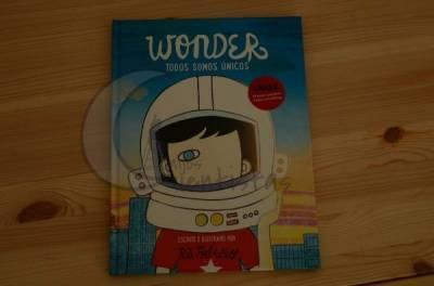 Reseña del libro Wonder Todos somos únicos