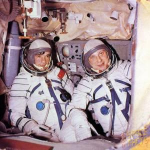Hazañas en el cosmos. Capitulo cuarto: Soyuz 23