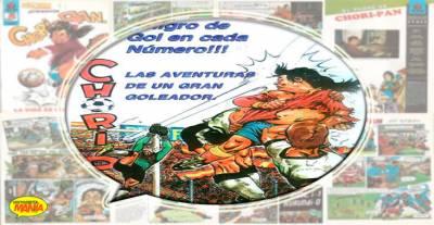 Chori-Pan La Leyenda de un Goleador - Historietamania. com