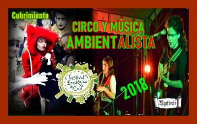 Circo Y Música Ambientalista (Reseña Y Video Cubrimiento)