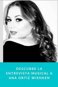 Descubre la entrevista musical a Ana Ortiz Wienken - Munduky
