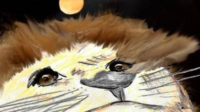 Mitos y leyendas: El León de Nemea y sus padres del Olimpo – Rosa Boschetti