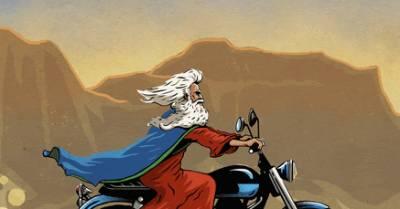 El Éxodo se nos está haciendo largo, Moisés